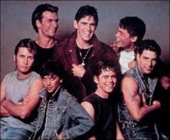 """""""The Outsiders"""" Chapter 11 - Interactive lesson - exit activity & task cards"""