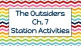 """The Outsiders"" Chapter 7: Week of Station Activities"