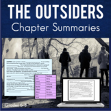 The Outsiders - Chapter Summaries + Bonus