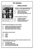 "FUN & ATTRACTIVE QUIZ on ""The Outsiders"" - Chapters 2, 3 & 4"