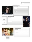 The Outsiders Character Chart