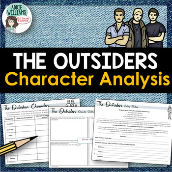 The Outsiders - Character Analysis