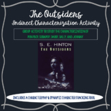 The Outsiders Characterization Activity