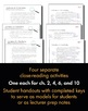Outsiders Close Reading Lesson Materials for Four Chapters