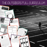 The Outsiders Full Novel Study (Distance Learning)