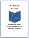 The Outsiders Complete Literature, Grammar, & Interactive