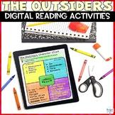 The Outsiders Digital Novel Unit
