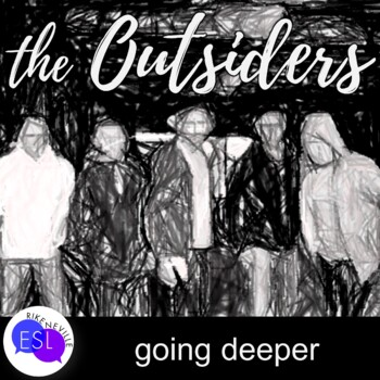 The Outsiders:  Discussion Task Cards