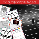 The Outsiders: Free Final Project (Create an App to Connec