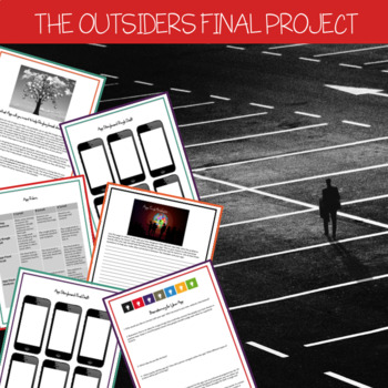 The Outsiders: Final Project (Create an App to Connect People)