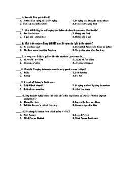 The Outsiders Final Test Special Education Modified Pdf Format Study guide compares the novel the outsiders by s.e. the outsiders final test special