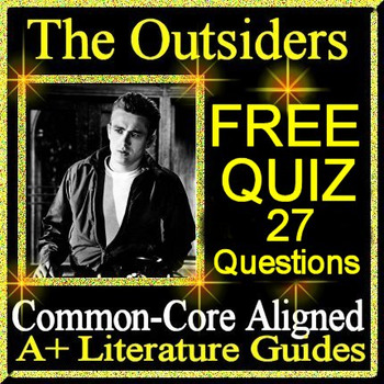 The Outsiders Free Quiz