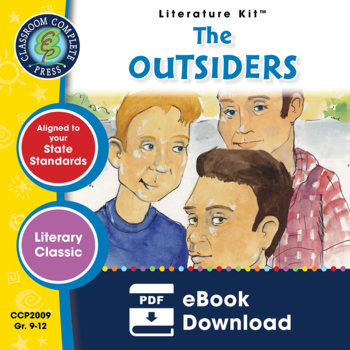 The Outsiders Gr. 9-12