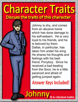 The Outsiders Interactive Notebook - Paperless for Google Classroom
