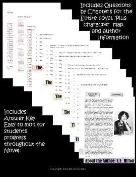 The Outsiders Interactive Study Guide