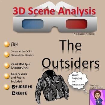 The Outsiders Lesson Unit Bundle