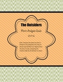 The Outsiders: Movie Viewing Guide Ch.4-5