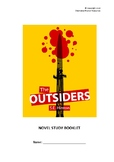 The Outsiders NOVEL STUDY BOOKLET