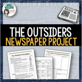The Outsiders Newspaper Project