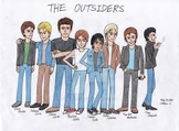 The Outsiders Novel Bundle