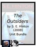 The Outsiders Novel-PROGRESSIVE BUNDLE UNIT