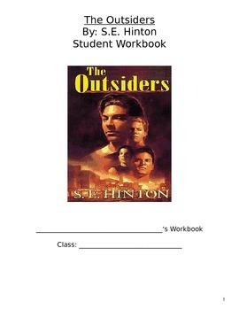 The Outsiders Novel Packet
