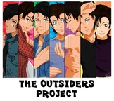 The Outsiders - Novel Project With Rubric