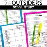 The Outsiders Novel Unit Plan