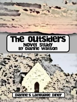 The Outsiders Novel Study by Dianne Watson