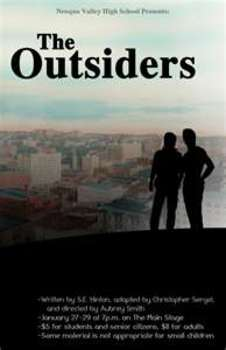 The Outsiders Novel Test Assessment