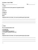 The Outsiders PARCC Practice (Ch. 1)