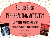 The Outsiders Picture Book Pre-Reading Activity