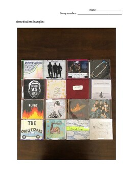 The Outsiders Playlist Project
