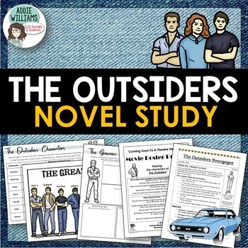 The Outsiders Novel Study