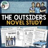 The Outsiders Novel Study Bundle
