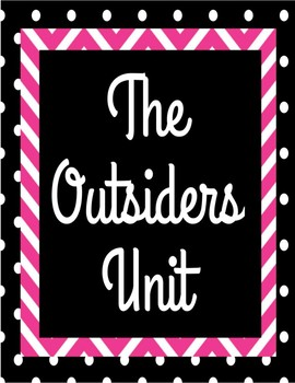 The Outsiders Project and Test Unit