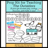 The Outsiders Prop Kit for Plays, Readings, Discussions, a
