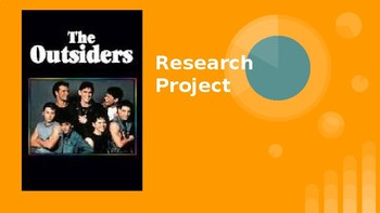 The Outsiders Research Activity