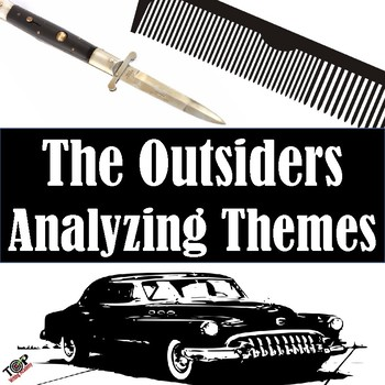 the outsiders by se hinton themes