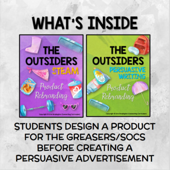 The Outsiders STEAM BUNDLE: Product Rebranding