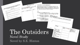 The Outsiders: Selected Activities for Before, During and