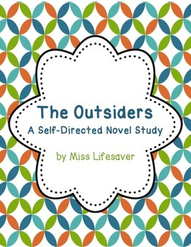 The Outsiders Complete Novel Study