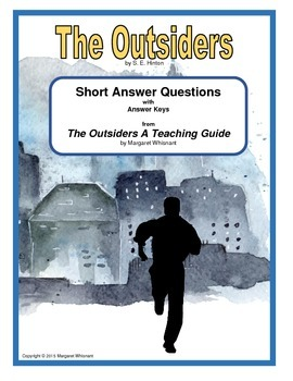 Outsiders  Short Answer Questions