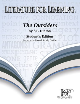 The Outsiders Standards-Based Study Guide Student's Edition