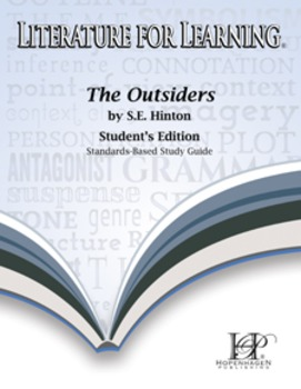 The Outsiders Standards-Based Study Guides
