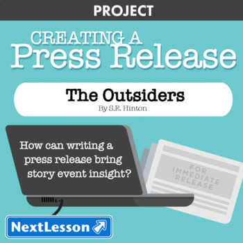 The Outsiders: Story Event Press Release - Projects & PBL
