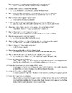 The Outsiders Study Guide and Test for Chapters 7-12