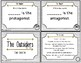 The Outsiders Task Cards