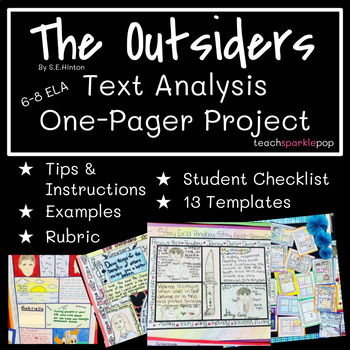 the outsiders one pager