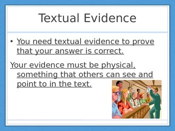 The Outsiders Textual Evidence